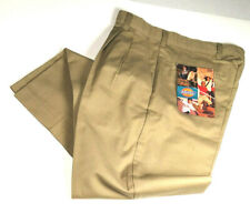 Dickies Boys School Pants (Beige, size 20 regular) [BRAND NEW]