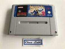 Young Merlin - Super Nintendo SNES - PAL UKV