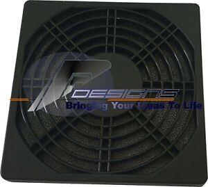 120mm Dustproof Cooler Fan Case Cover - Dust Filter - Dust Shield