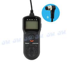JJC LCD Minuteur Télécommande Pour Nikon D5 D4 D850 D810 D800 D700 D500 D300 D200