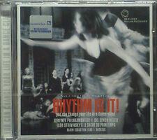 CD BERLINER PHILHARMONIKER / SIR SIMON RATTLE - rhythm is it!