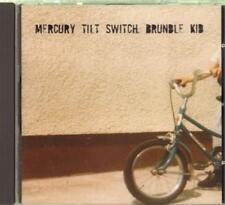 Mercury Tilt Switch(CD Album)Brundle Kid-