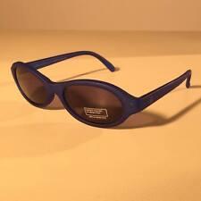Occhiali da sole Benetton 263 66S matt blu, lenti grigio