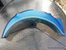 BMW R75/6 Rear fender Monza Blue