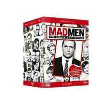 Dvd MAD MEN - Complete Series - Season 1-2-3-4-5-6-7 (Casket 28 DVD) NEW