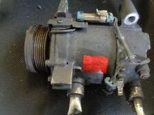2001 CADILLAC SEVILLE 4.6 V8 A/C AIR COMPRESSOR PUMP 25678229 / MSC130CVSG