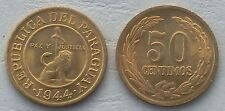 Paraguay 50 Centimos 1944 p24 unz.
