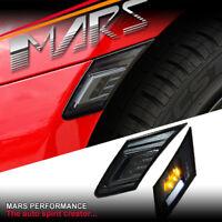 Smoked LED Side Indicator Turn Signal Marker for Toyota 86 GT GTS & Subaru BRZ