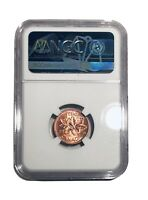 NGC GRADED MS 61 RB 1979 Canada Penny One Cent