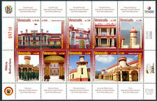 Venezuela 2010 Bolivarian Militia Academy, Sheet of 10, SC1705, MNH