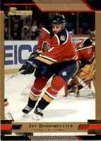 2003-04 Bowman Gold Jay Bouwmeester #75