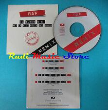 CD Singolo RAF Il suono c'è/Sei La Più Bella del Mondo PROMO CARDSLEEVE(S19)