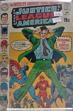 Justice League of America Issue 77 FN 6.0+