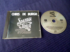 CD Chris De Burgh - Spanish Train And Other Stories | 10 Songs 1975 Lonely Sky