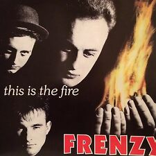 FRENZY THIS IS THE FIRE PSYCHOBILLY LP
