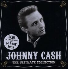 "JOHNNY CASH ""ULTIMATE COLLECTION [METALBOX]"" 3 CD NEU"