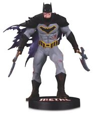 DC Comics Designer Series Batman Metal Greg Capullo Statue