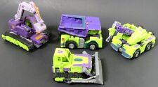 Transformers Universe Constructicon Devastator RID Landfill Repaint Complete