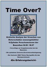 Porsche 997 Motor - Alles über die Motorschäden und nachhaltige Motorrevisionen