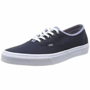 VANS TRAINERS SKATE SHOES UK SIZE 3.5 - MIDNIGHT BLUE