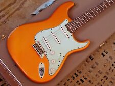 2014 Fender 63 Stratocaster Custom Shop Relic Orig Case UNPLAYED WORLDWIDE SHIP
