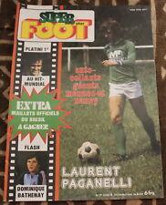 1978 ✤ SUPER FOOT ✤ N°19 ✤