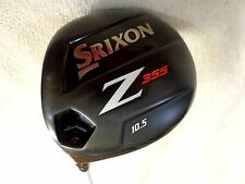 LH - Srixon Z-355  10.5* Driver w/Fubuki 53x5ct Regular Graphite Shaft