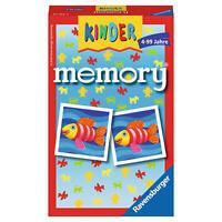 Ravensburger Mitbringspiele Kinder memory Legekartenspiel Suchspiel Kinder Spiel