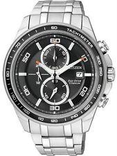 Titanium Case Men's Analogue Wristwatches