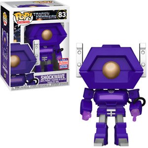 Funko POP! Retro Toys Transformers Shockwave #83 2021 summer con vinyl figure
