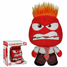 Funko Fabrikations Inside Out Anger Rabbia  Plush Peluche 15cm