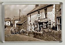Crantock Post Office  - Jumbo Fridge Magnet 90x60 mm