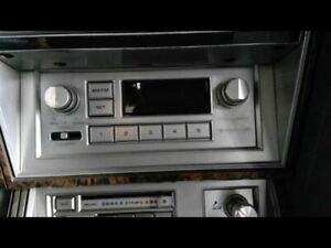 Stock OEM Factory Stereo Radio 86-91 NEW YORKER
