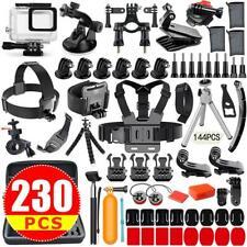 New Model GoPro HERO Black Action Camera Accessories Kit For GoPro Hero 7/6/5/4