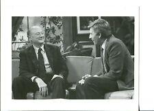 Gary Collins Edward Ed Koch New York NY Mayor WNEW TV Press Still Photo