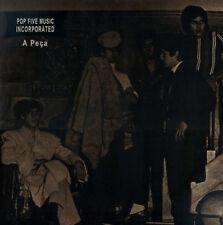 LP POP FIVE MUSIC INCORPORATED A PEÇA GARAGE ROCK  PSYCH 60'S