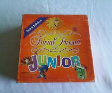 Trivial Pursuit Junior Third Edition Board Game