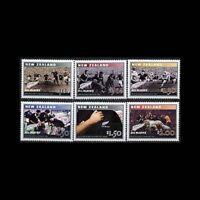 New Zealand, Sc #1874-79, MNH, 2003, Rugby, Sports, Complete, EEDAS7Z-9