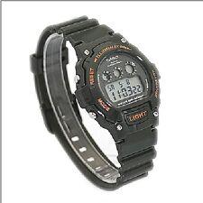 Casio Digital Uhr W-214H-3AVEF