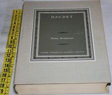 DAUDET - NUMA ROUMESTAN - UTET - libri usati