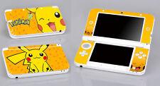 Pikachu P01 Vinyl Decal Skin Sticker for Nintendo 3DS XL/LL