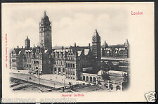 London Postcard - The Imperial Insitute   RS590