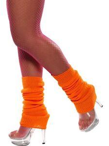 Adult 80s Leg Warmers Legwarmers Workout Aerobics Costume