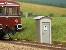 NOCH O SCALE SIGNAL BOX | 67110