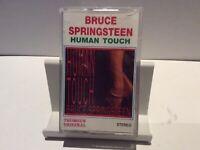 BRUCE SPRINGSTEEN, HUMAN TOUCH, Thomsun Original Cassette Tape