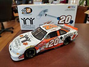 1999 Tony Stewart #20 Home Depot/ Habitat for Humanity 1:18 Action NASCAR MIB