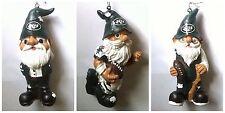 New york jets nfl mini gnome figurine arbre de noël ornement