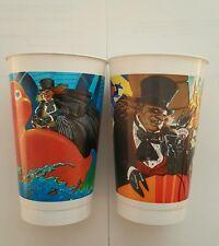 Batman returns  mcdonalds  cups 1992  penguin ( canadian )