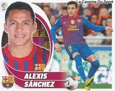 13A ALEXIS SANCHEZ CHILE FC. BARCELONA STICKER CROMO LIGA 2013 PANINI