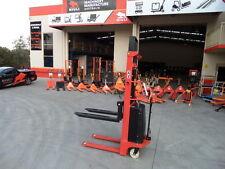 Walkie forklift Pallet Stacker, Narrow ,1000kg/3m, Best Value, Our Factory!